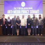 First Anti-Media Piracy Summit