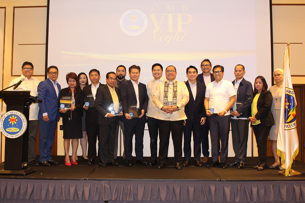 Optical Media Board celebrates its 15th Anniversary