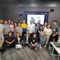 OMB partners with Google Philippines in conducting the training session: How to Fight Copyright Infringement with Google.