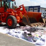 Ceremonial Destruction of Counterfeit and Pirated Goods
